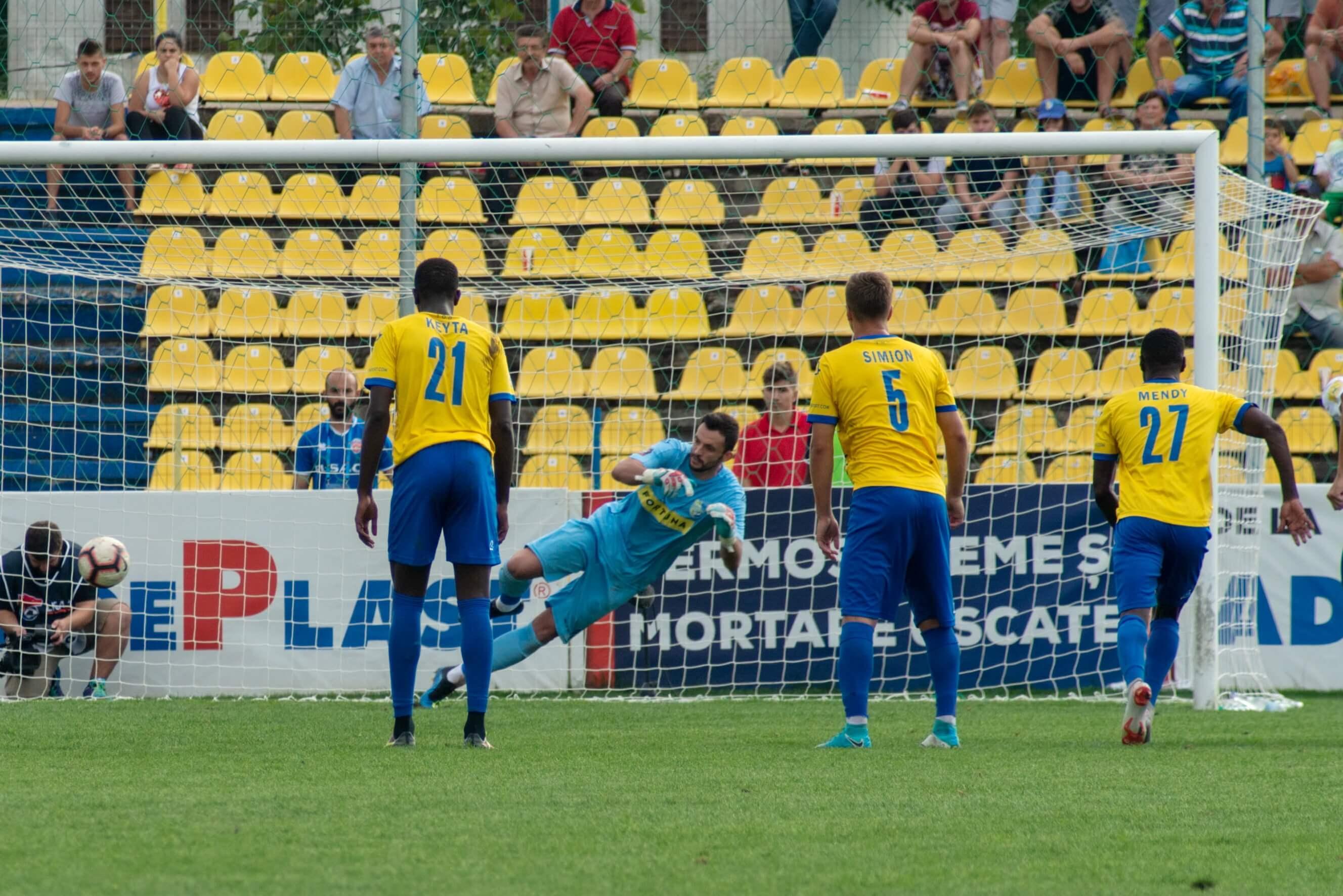 Penalizare împotriva AFC Dunarea Calarasi